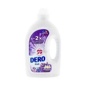 Detergent lichid de rufe Dero Levănțică 2în1 (20 spălări) - 1L