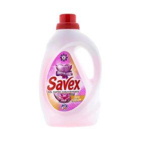 Detergent lichid de rufe Savex Color 2în1 (20 spălări) - 1.1L