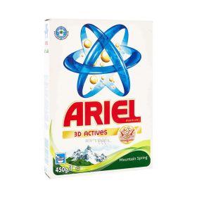 Detergent manual Ariel Mountain Spring - 450gr