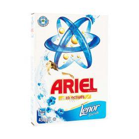 Detergent manual Ariel Touch of Lenor Fresh - 450gr