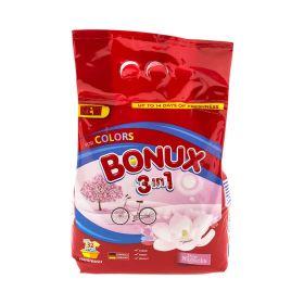 Detergent praf de rufe Bonux Magnolia Color (32 spălări) - 1.8kg