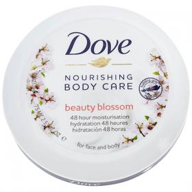 Dove Beauty Blossom cremă de corp - 75ml