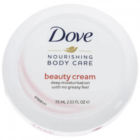 Dove Beauty Cream cremă de corp - 75ml