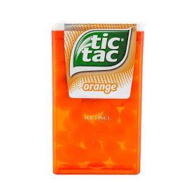 Drajeuri Tic Tac Orange - 18gr