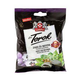 Dropsuri Dr Torok cu anason și mentă - 75gr