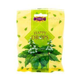 Dropsuri Happy Drops cu aromă de mentă - 70gr