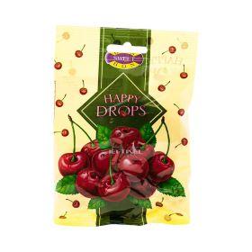 Dropsuri Happy Drops cu aromă de vișine - 70gr