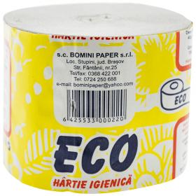 Eco hârtie igienică natur fără tub - 150g