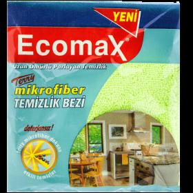 Ecomax lavetă microfibră - 1buc