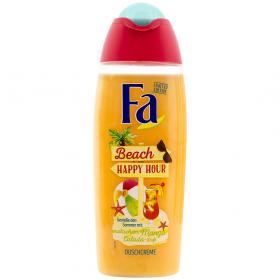 Fa Beach Happy Hour Mango Colada gel de duș pentru femei - 250ml