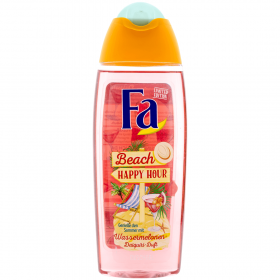 Fa Beach Happy Hour Wassermelon Daiquiri gel de duș pentru femei - 250ml