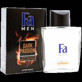 Fa Dark Passion after shave pentru bărbați - 100ml