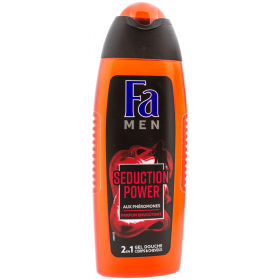 Fa Seduction power gel de duș pentru bărbați - 250ml