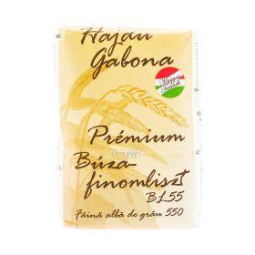 Făina albă de grâu Hajdú Premium BL55 - 1kg