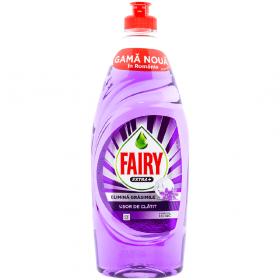 Fairy Extra+ Liliac detergent pentru vase - 900ml