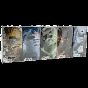 Forest Star Wars batistuțe de hârtie 4 straturi - 10x9buc