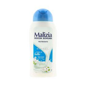 Gel de duș pentru femei Malizia Cremă Di Latte - 300ml
