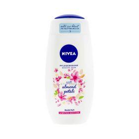 Gel de duș pentru femei Nivea Soft Almond Petals - 250ml