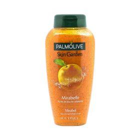 Gel de duș pentru femei Palmolive Skin Garden Mirabelle - 250ml