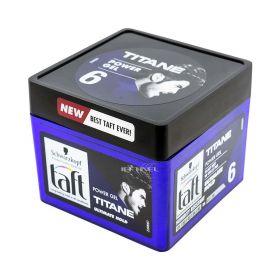 Gel de păr Taft P6 Mov Titan Look - 250ml