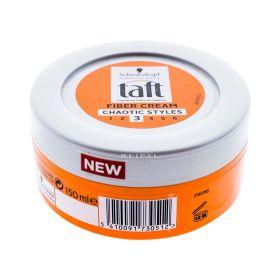 Gel de păr Taft R3 Fiber Cream Chaotic - 150ml