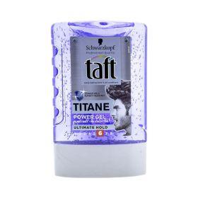 Gel de păr Taft Titane 6 - 300ml