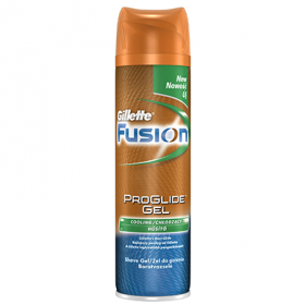 Gillette Fusion ProGlide cooling gel de ras – 200 ml