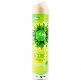 Glade Bamboo Bliss Song odorizant spray cameră - 300ml