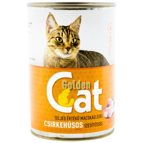 CAT Golden Cat-415g pasare