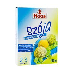 Granule de soia Haas - 150gr