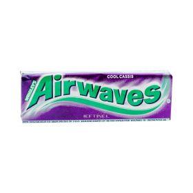 Gumă de mestecat Airwaves Cool Cassis - 10buc
