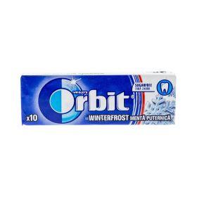 Gumă de mestecat Orbit Winterfrost - 10buc
