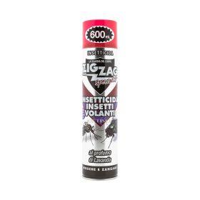 Insecticid împotriva muștelor și țânțarilor ZigZag - 600ml