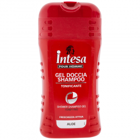 Intesa gel de duș 2in1 cu aloe - 250ml
