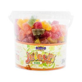 Jeleuri Bon Sweet Bon cu aromă de fructe asortate - 2kg