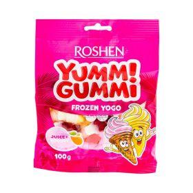 Jeleuri Roshen Yummi Gummi Frozen Yogo - 100gr