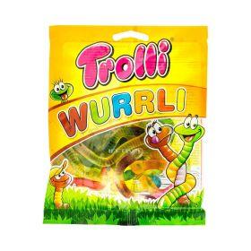 Jeleuri Trolli Wurrli - 100gr