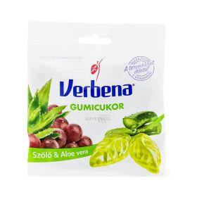 Jeleuri Verbena cu aromă de aloe vera și struguri - 60gr