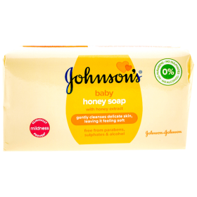Johnson's Baby Honey săpun solid pentru bebeluși - 100g
