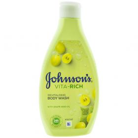 Johnsons Vita Rich gel de duș cu extract din samburi de grapefruit - 250ml