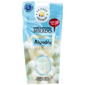 N.LaCasa-odor.reed diff.30ml Algodon