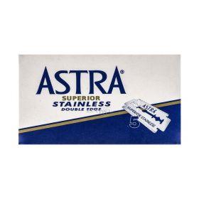 Lamă de ras Astra Stainless - 5buc