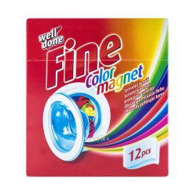 Lavete pentru protejarea culorilor Fine Color Magnet - 12buc
