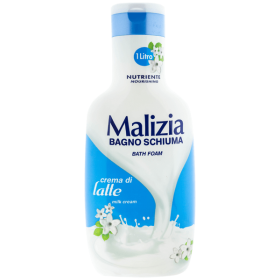 Malizia Milk Cream spumant de baie - 1L