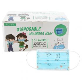 Mască de protecție facială pentru copii - 1 buc.