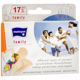 Bella-Plasturi Family 17buc