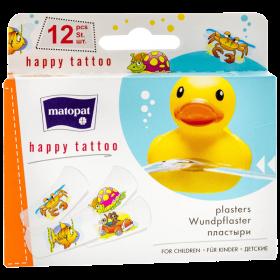 Bella Happy Tatto plasturi pentru copii - 12buc