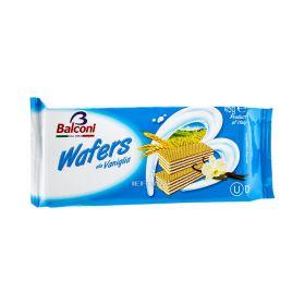 Napolitane Balconi Wafers cu cremă de vanilie - 45gr