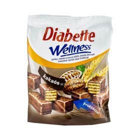 Napolitane dietetice Diabette Wellness cu cacao - 120gr