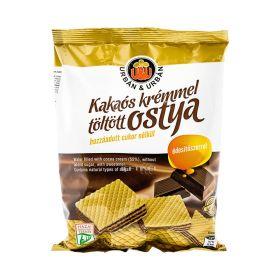 Napolitane dietetice Urban cu cremă de cacao - 180gr